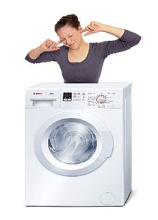 Вибрация и посторонний шум при работе стиральной машины